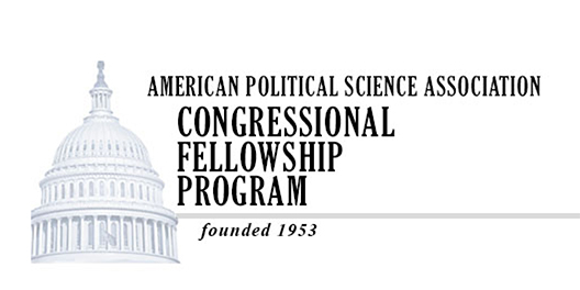 ASPA-Congressional Fellowships logo