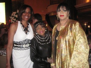 Robin Robinson, Teesee and Stella Foster