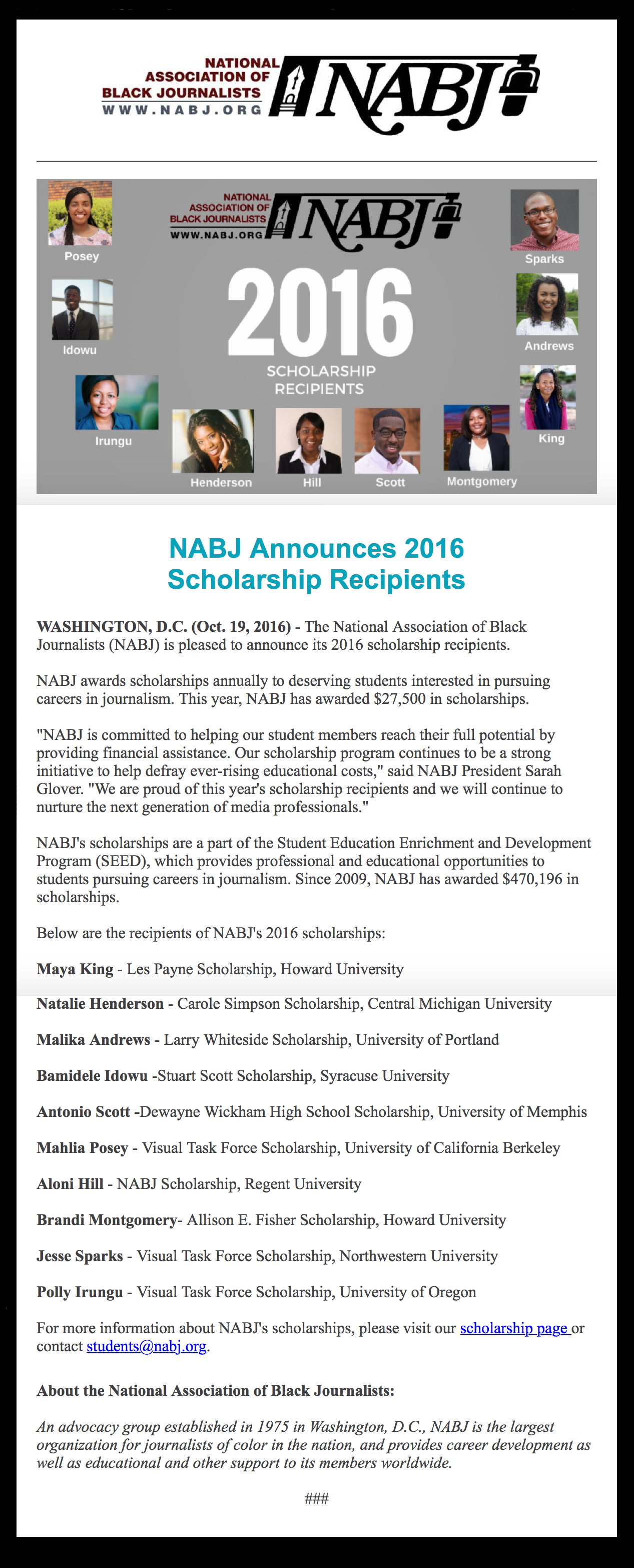 nabj-scholarship-announcement