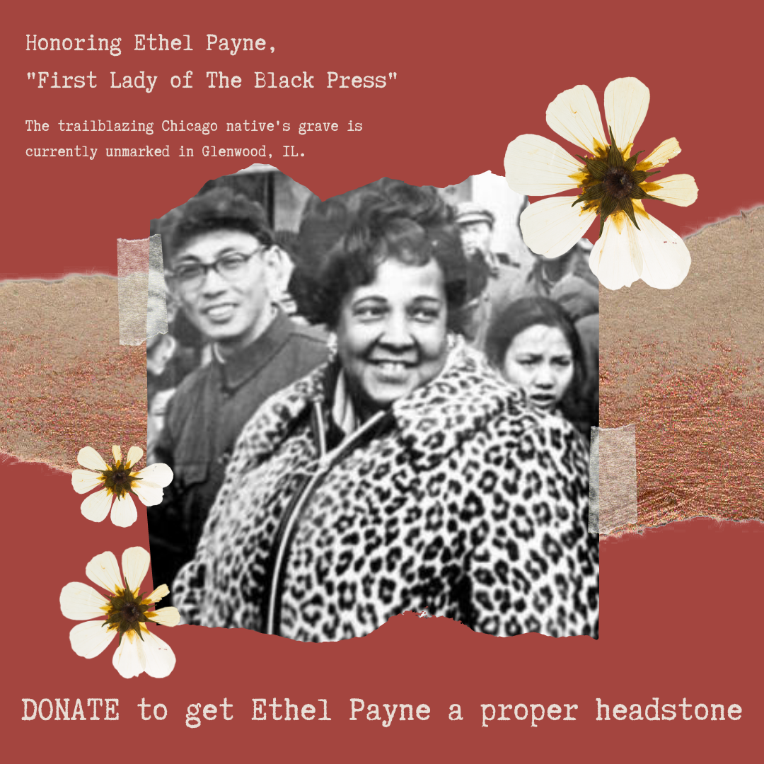 ETHEL PAYNE – HEADSTONE FUNDRAISING EFFORT